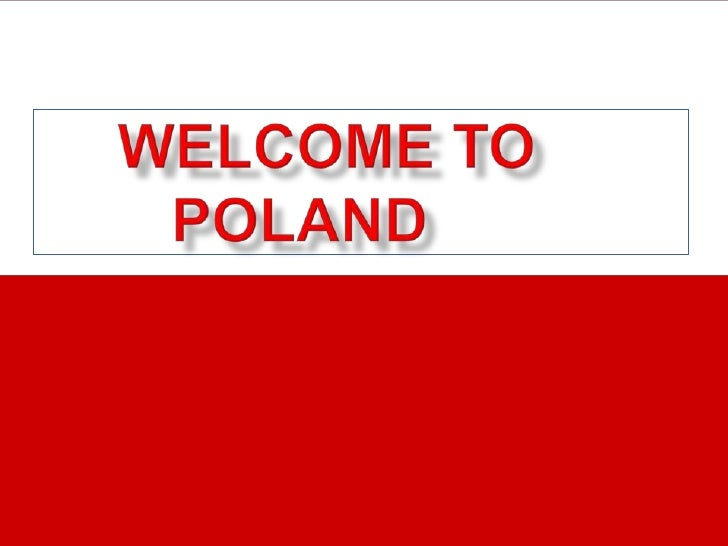Welcome to PoLand<br />