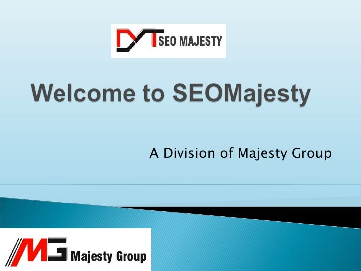 A Division of Majesty Group