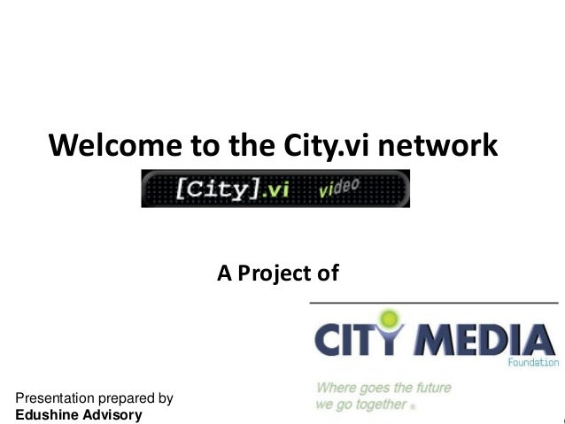 Welcome to the city.vi