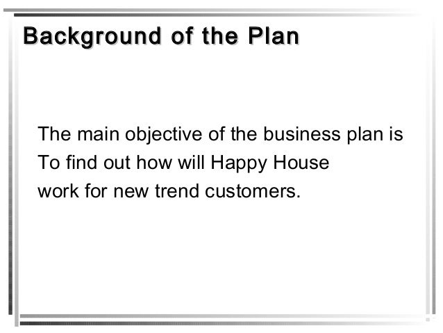 Mobile food business plan template
