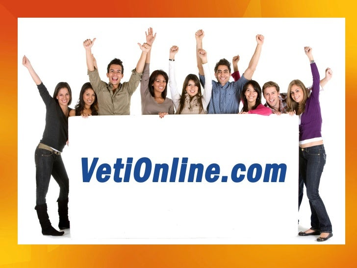Welcome To VetiOnline.com