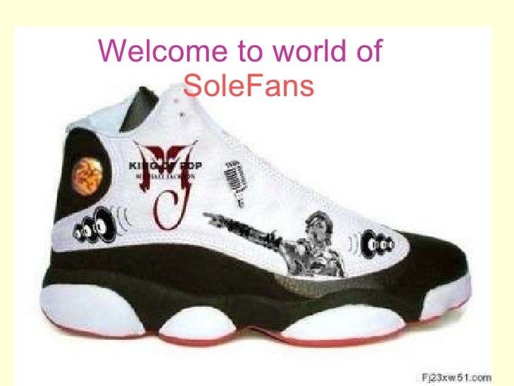 Welcome To World Of  Sole Fans
