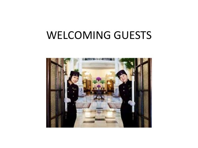 Welcome Guest Images Welcoming Guests.