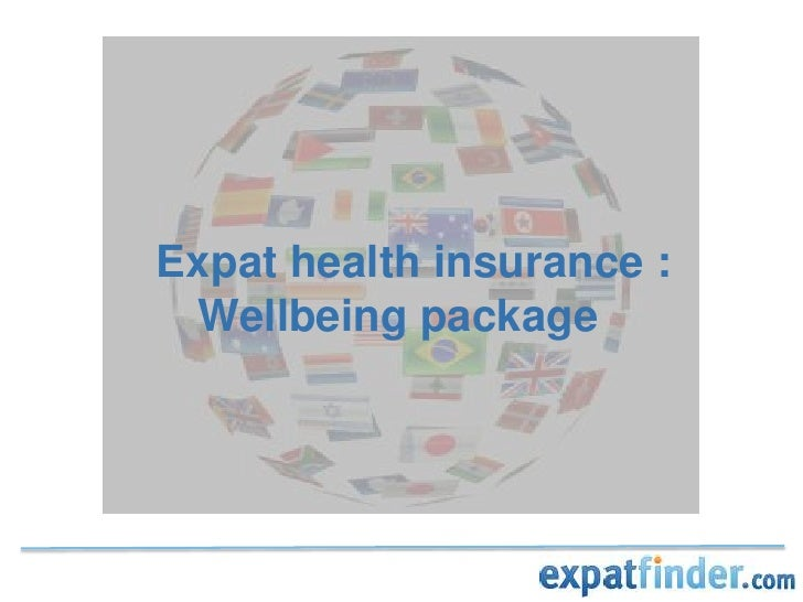 Wellbeing Packages In Expat Health Insurance<br />