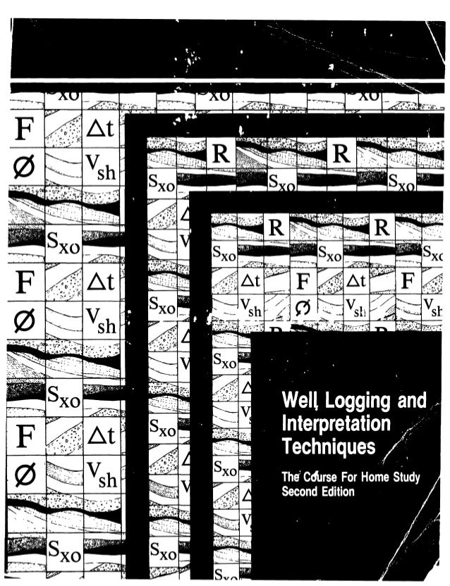 Well logging and interpretation techniques asin  b000bhl7ou