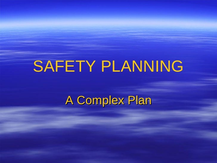 2010 HOME Conference - Wellness and safety planning for domestic abuse powerpoint