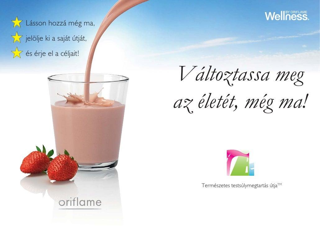 Wellness by Oriflame Wellnessfüzet
