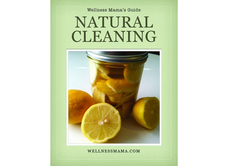 Wellness mama natural cleaning guide