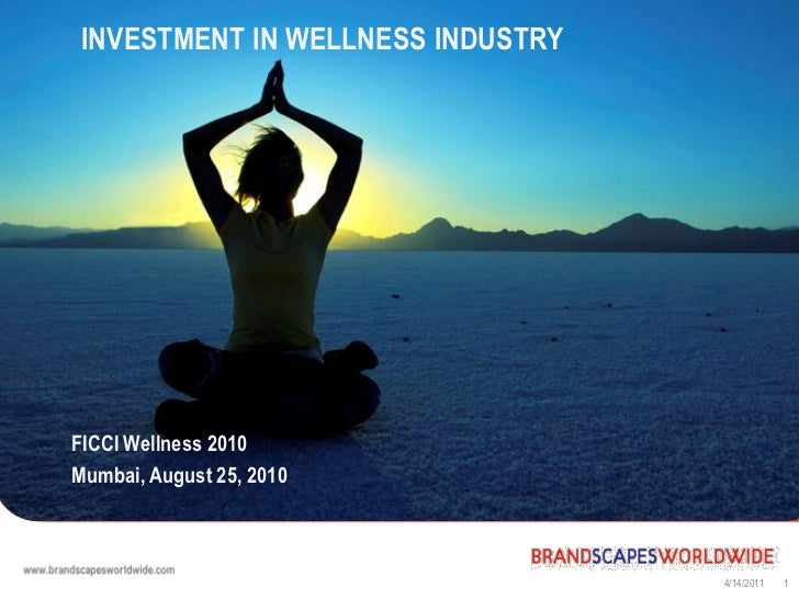 Wellness Opportunity In India