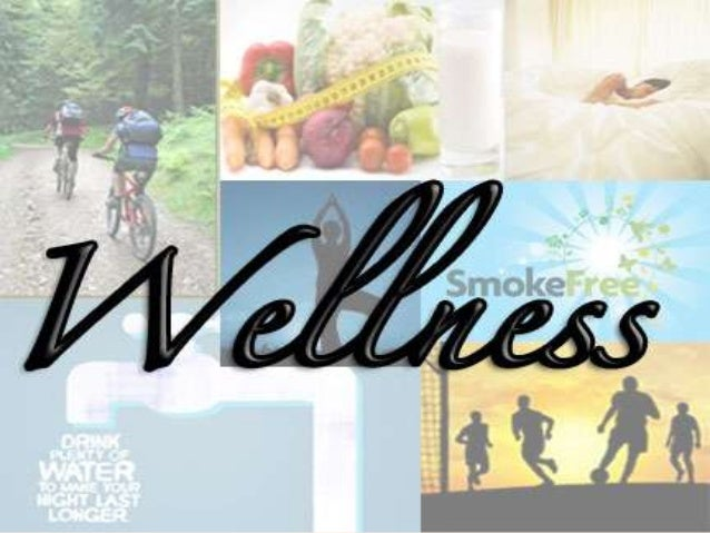 Wellness ppt w blanks