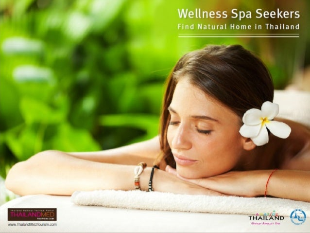 Wellness spa seekers find natural home in thailand