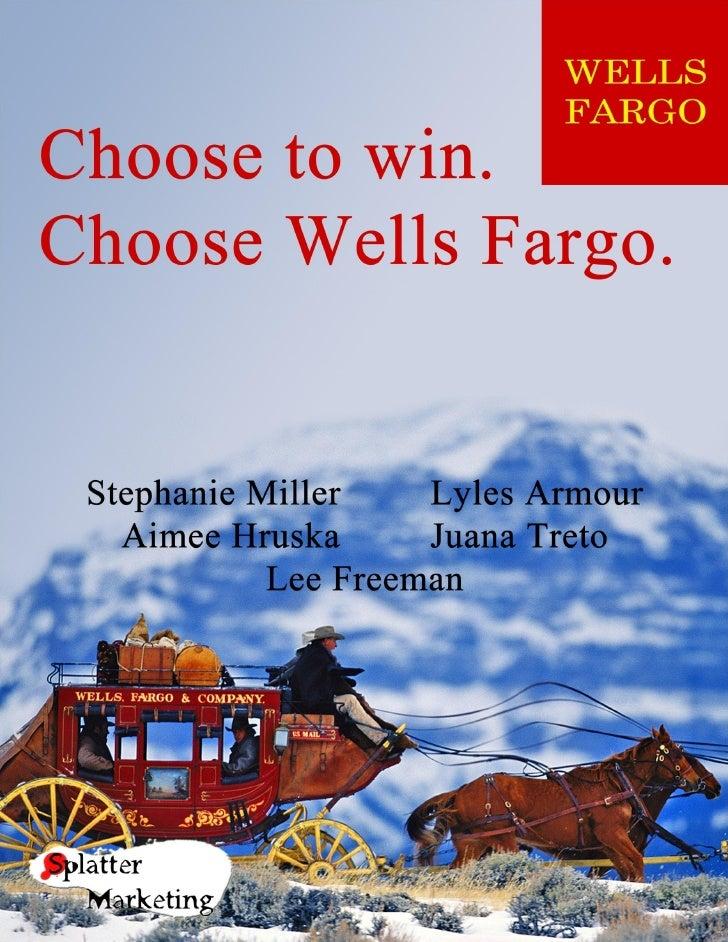 Wells Fargo Final