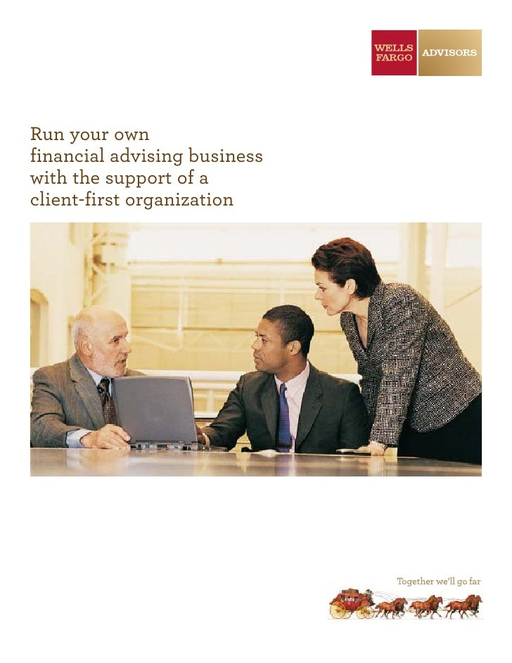 Run your own financial advising business with the support of a client-first organization