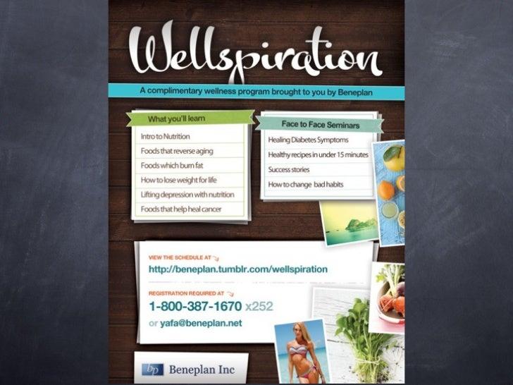 Wellspiration   beneplan