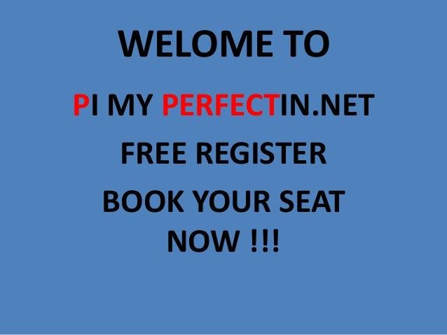 Welome to P1 MY PERFECTINTER.NET