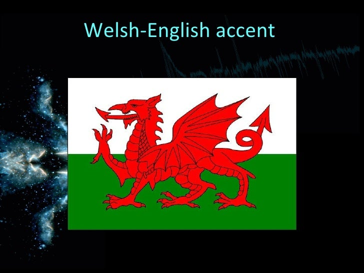 Welsh-English accent