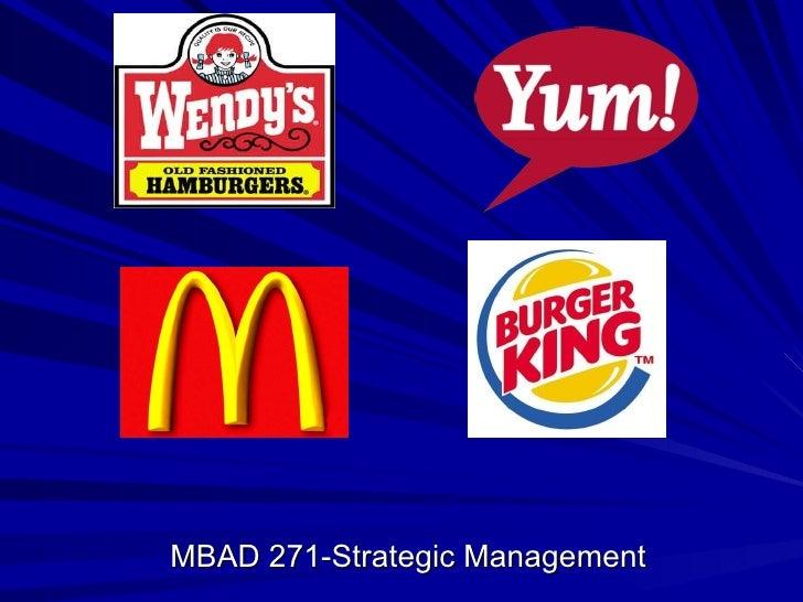 MBAD 271-Strategic Management