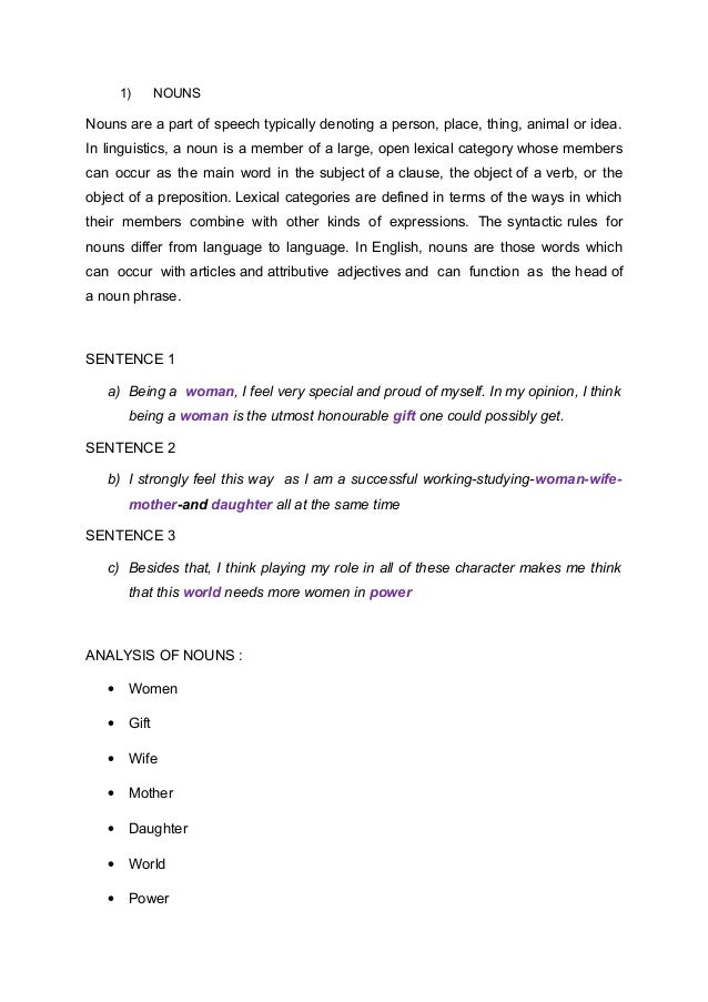 Women power essay
