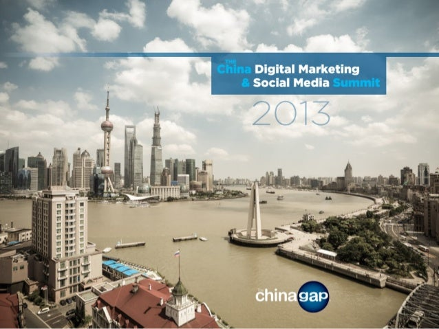 Wenli Liao - How to leverage consumer insights and marketing intelligence to build your business in China