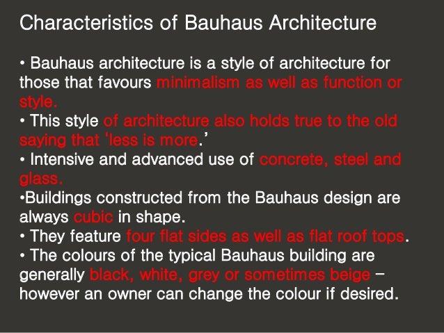 New Moderns - Deutsche Werkbund, Bauhaus, Expressionism