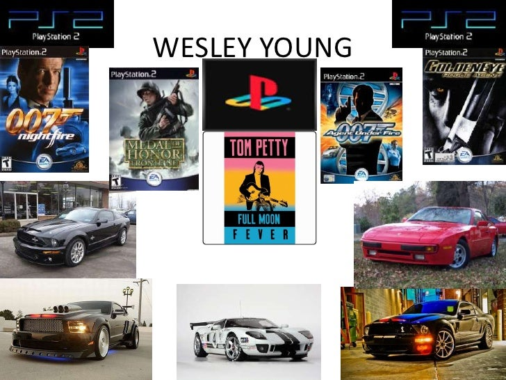 WESLEY YOUNG<br />