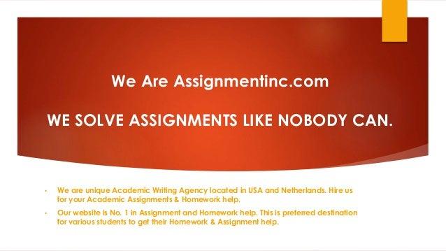 Homework paper help
