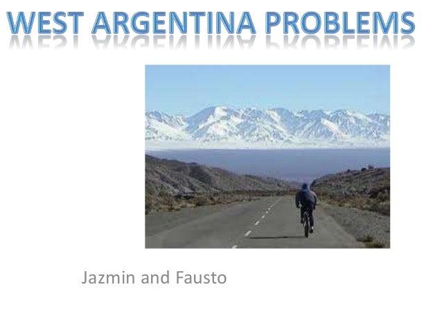 West argentina