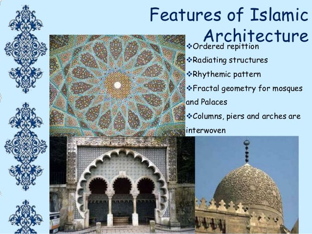West asia and its architecture