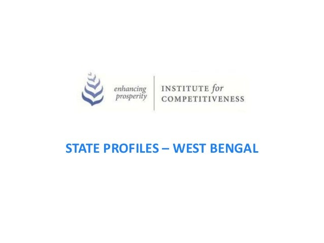 STATE PROFILES – WEST BENGAL