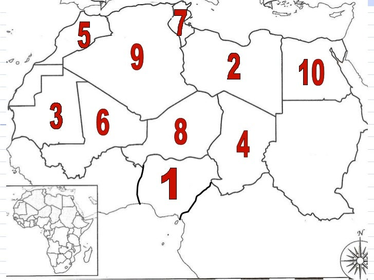 West coast african countries finished