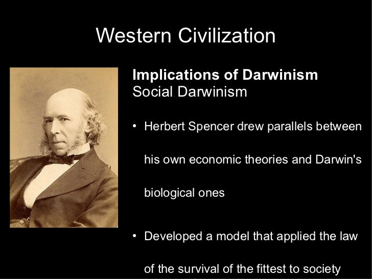 social darwinism from website Define social darwinism: an extension of darwinism to social phenomena specifically : a sociological theory that sociocultural advance is the.