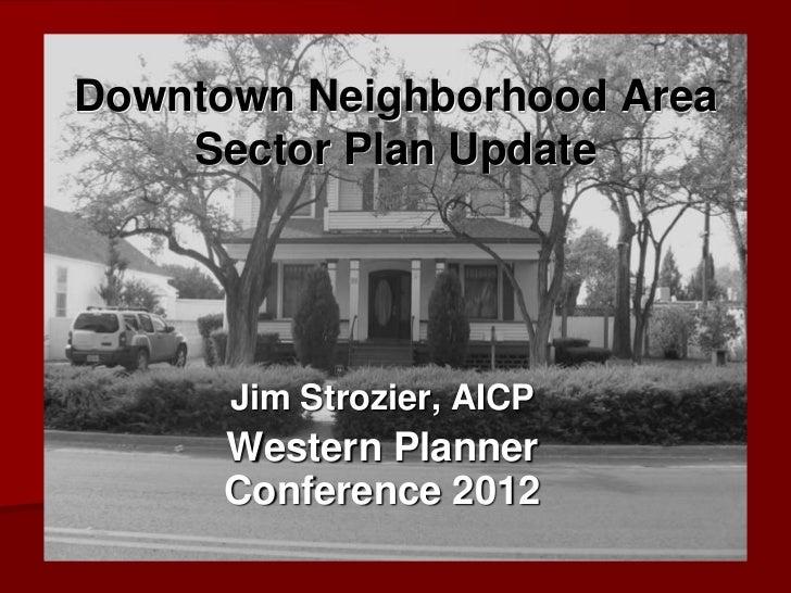 Western Planner 2012