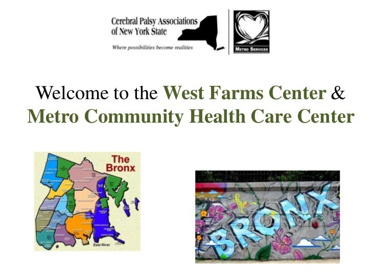 West Farms Center - Metro Community Health Care Center, Bronx, NY
