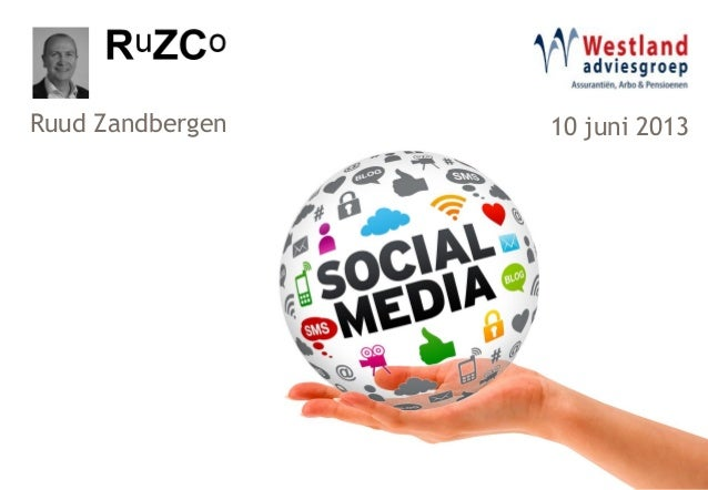Westland Adviesgroep - Social Media