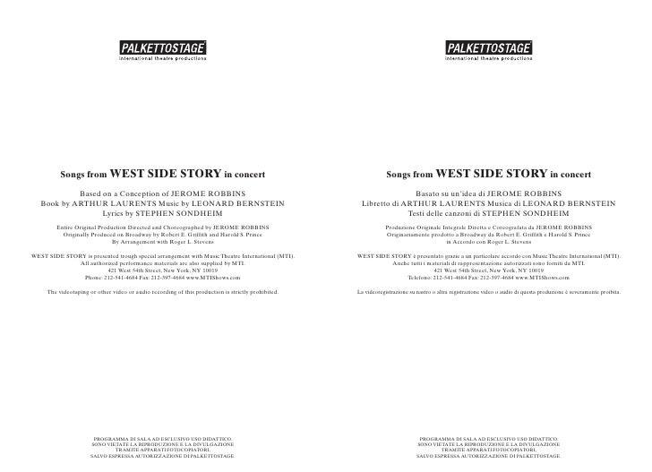 West sidestory