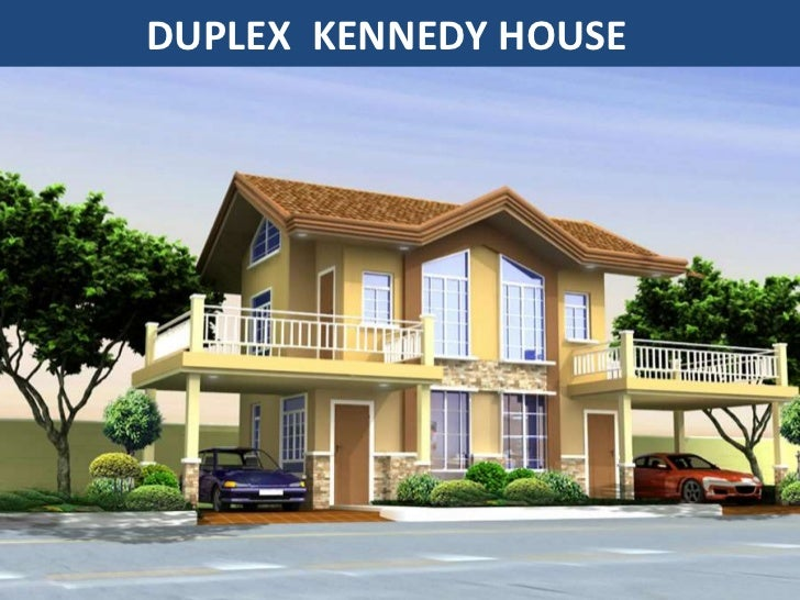 DUPLEX  KENNEDY HOUSE<br />