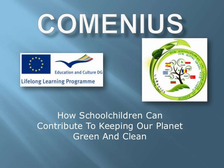 How Schoolchildren CanContribute To Keeping Our Planet        Green And Clean