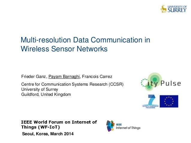 routing in wireless sensor networks thesis