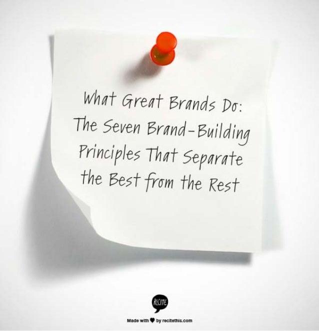 DLYohn What Great Brands Do