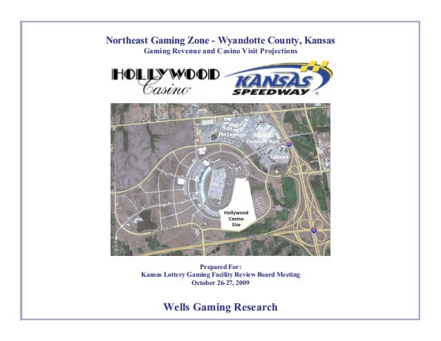 Northeast Gaming Zone - Wyandotte County, KansasNortheast Gaming Zone - Wyandotte County, Kansas Gaming Revenue and Casino...