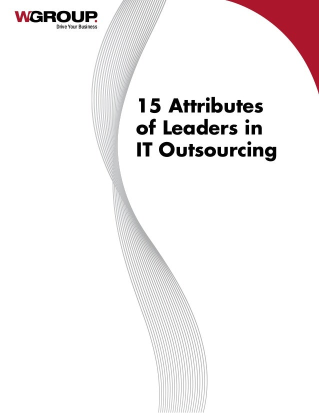 it outsourcing paper Outsourcing research papers discuss the strategic management option of sending work outside of a corporate structure.