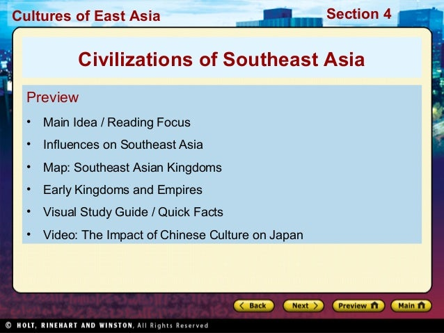 World History Ch. 11 Section 4 Notes