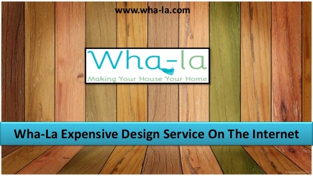Wha la llc is an online interior and eexterior design service for Online exterior design services