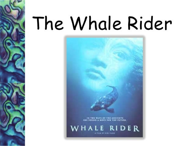 whale rider conflict essay