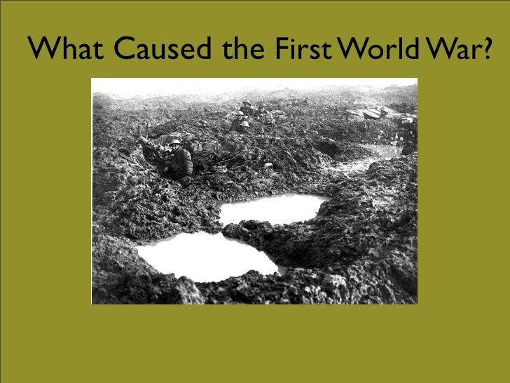 WHA Start Of WW I