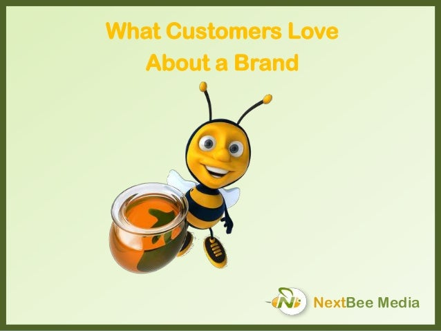 What customers love about a brand