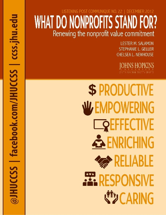 What do-nonprofits-stand-for