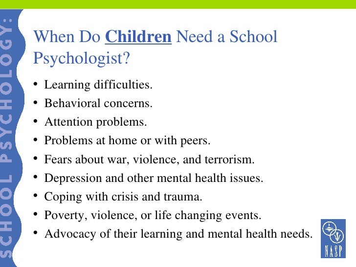 What is a psychologist?