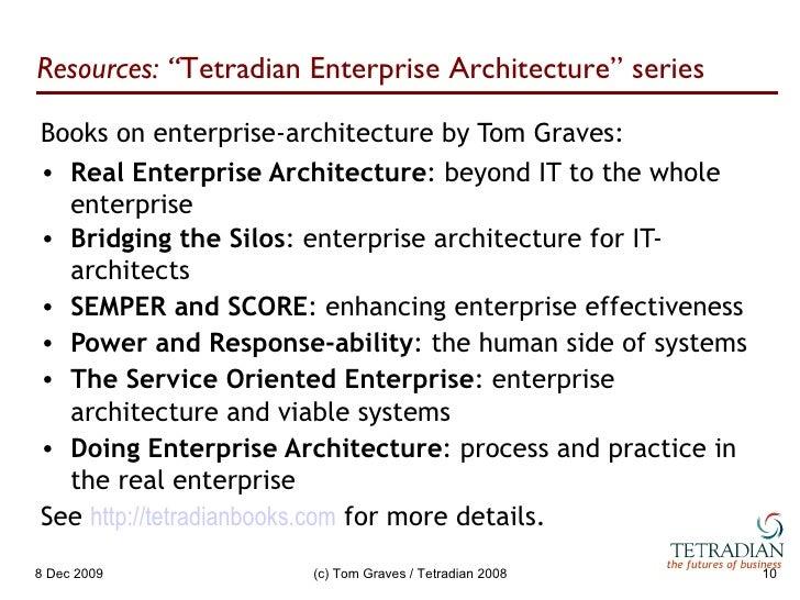 What is an enterprise?
