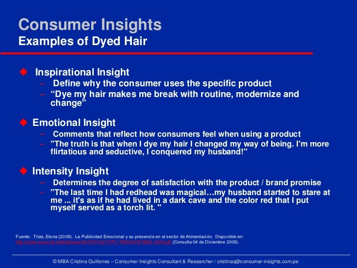 Consumer Insights Revealing The Truths Amp Myths